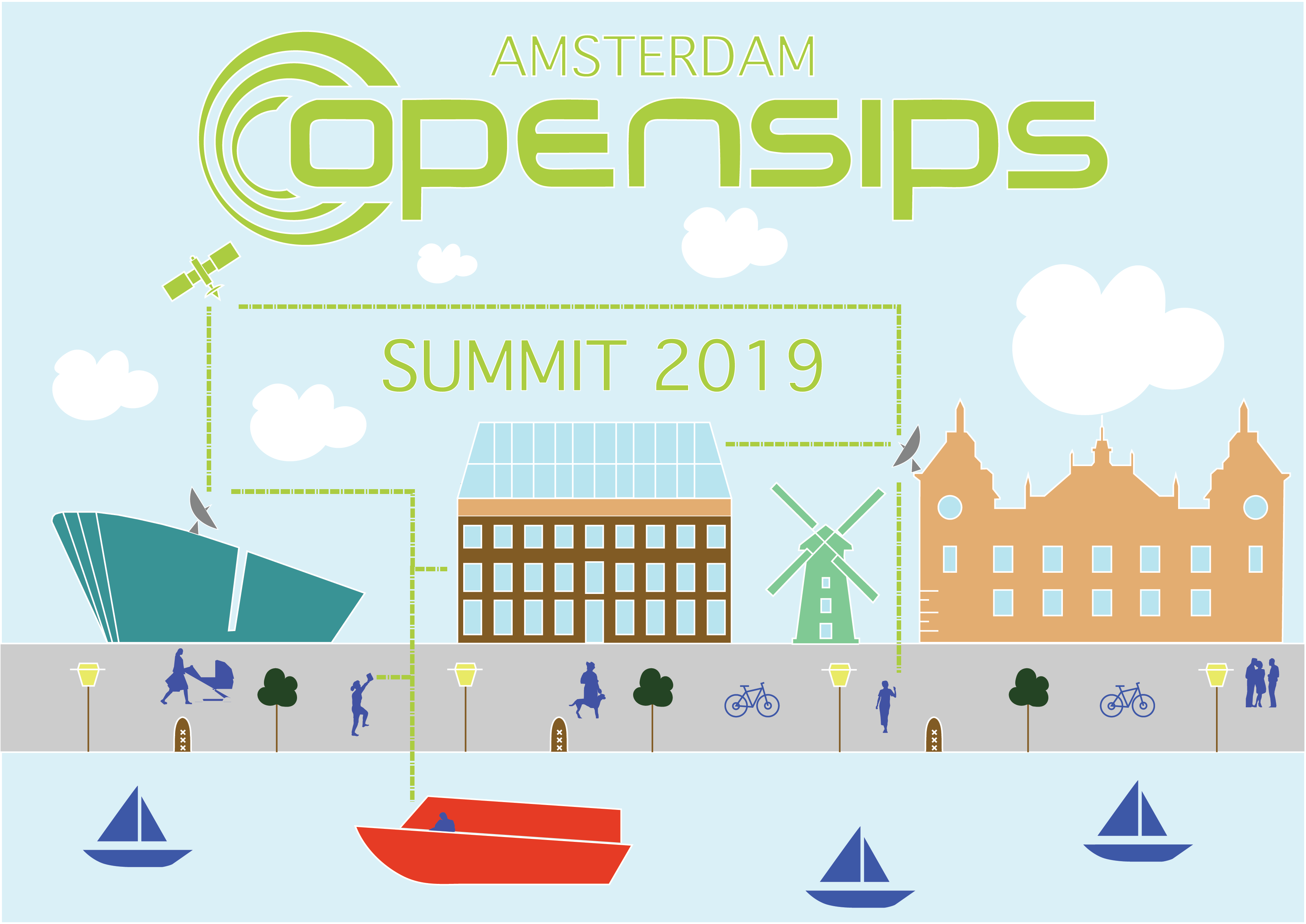 Be part of OpenSIPS Summit 2019 – Drops of wisdom, knowledge and